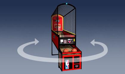 Game Nba Hoops Nba Licensed Arcade Basketball Game