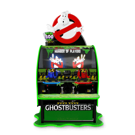 GhostBusters Arcade