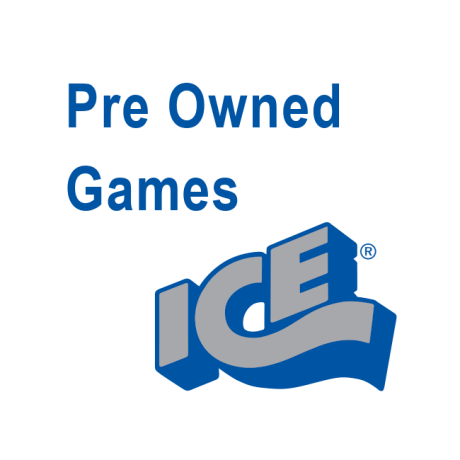 ICE Pre-Owned Games