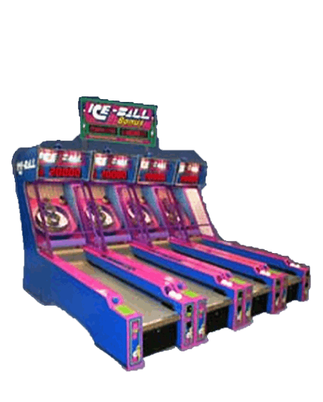 IceBall Alley Roller (Pre-2005)
