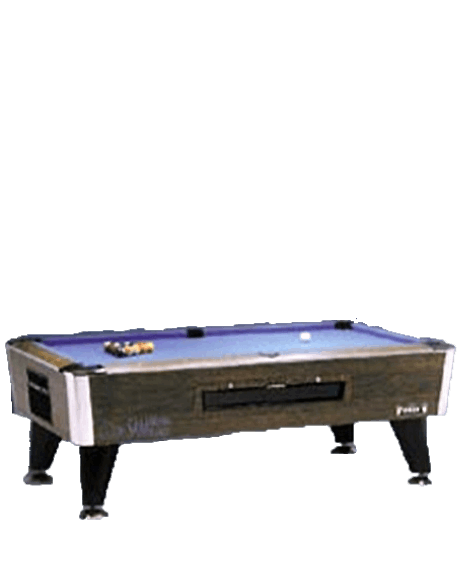 Bison Pool Table