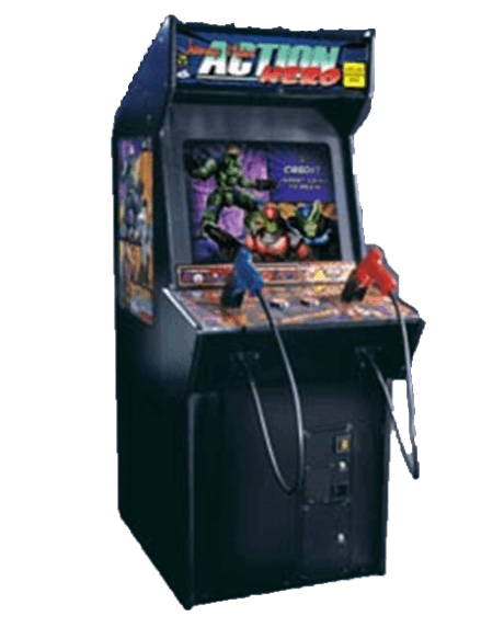 Lovely Punch Out Arcade Cabinet