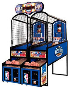 NBA Moving Hoops