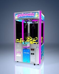 "Grab N Win 42"": Top Quality Skill Crane"