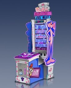 Pink Panther Jewel Heist: Hot New Redemption Game