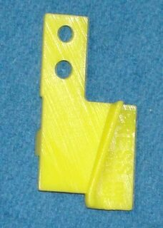 ENTROPY RETAING CLIP (YELLOW) FOR MECH HOLDER